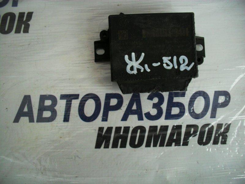 Блок управления парктроником Volkswagen Polo 601 передний (б/у)