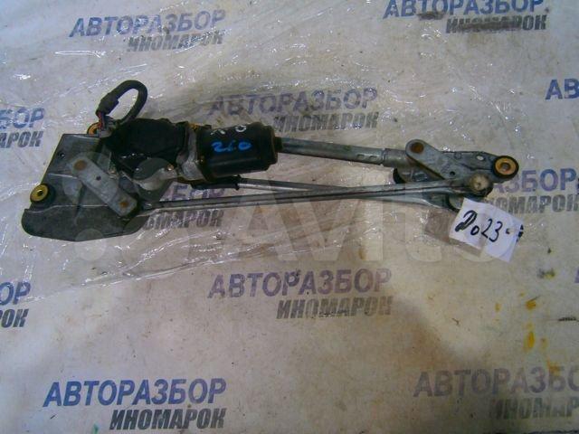 Трапеция дворников (мотор стеклоочистителя) Nissan X-Trail NT30 передняя (б/у)