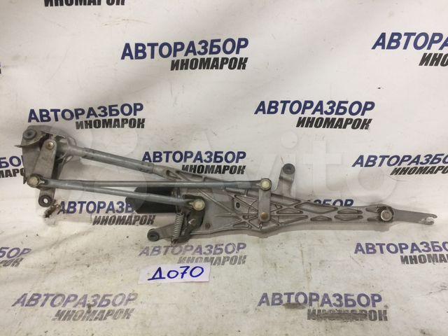 Трапеция дворников (мотор стеклоочистителя) Lexus Rx300 GSU30 передняя (б/у)