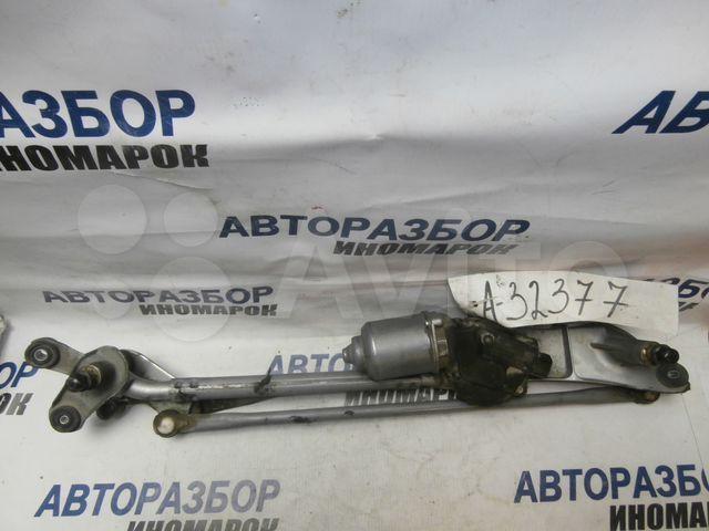 Трапеция дворников (мотор стеклоочистителя) Lexus Gs300 GRS190 передняя (б/у)