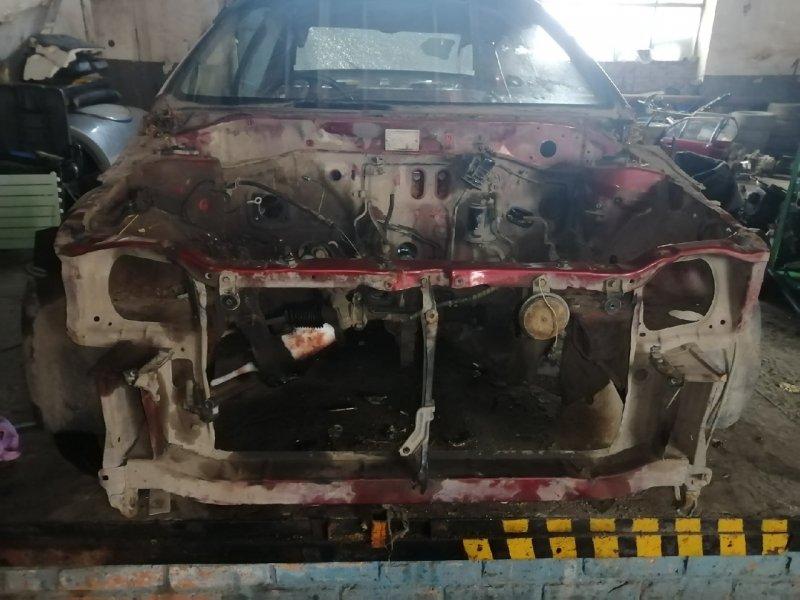 Рамка радиатора Toyota Corsa EL41 5EFE передняя (б/у)