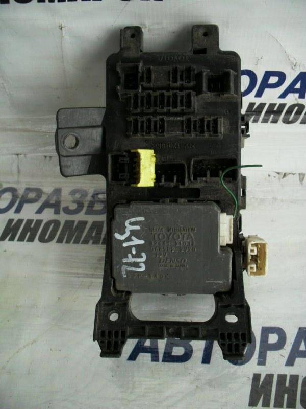 Блок предохранителей, реле Toyota Caldina AT210 (б/у)