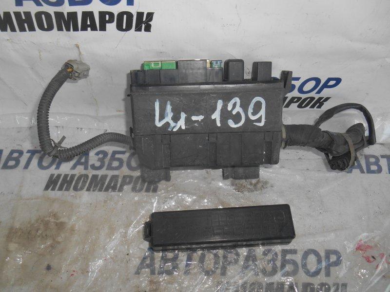 Блок предохранителей, реле Nissan March AK12 передний (б/у)