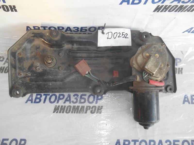 Трапеция дворников (мотор стеклоочистителя) Honda Odyssey RA1 передняя (б/у)