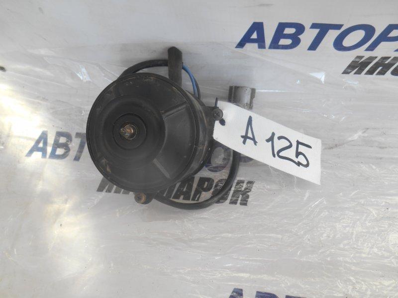 Мотор вентилятора системы охлаждения Toyota Caldina ET196 4AFE передний (б/у)
