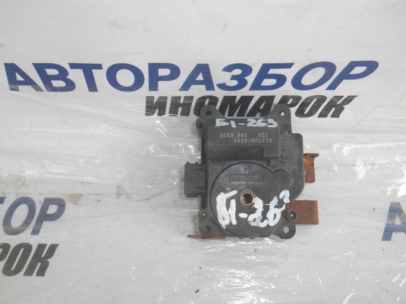 Сервопривод заслонок печки Honda S-Mx RH1 передний (б/у)