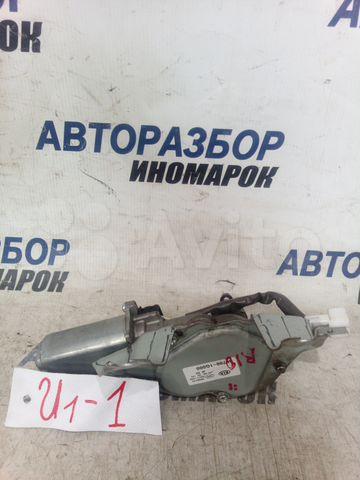 Моторчик заднего дворника Kia Rio JB задний (б/у)