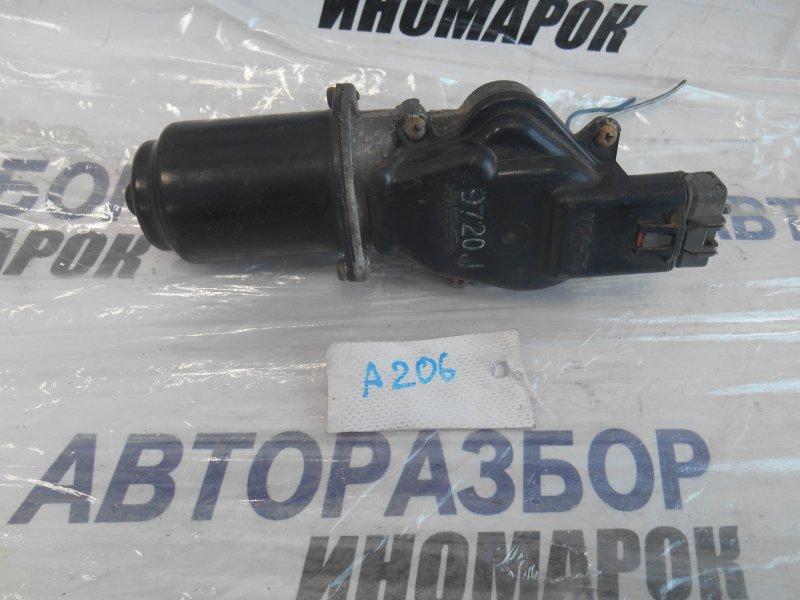 Мотор стеклоочистителя Honda Cr-V RD1 передний (б/у)