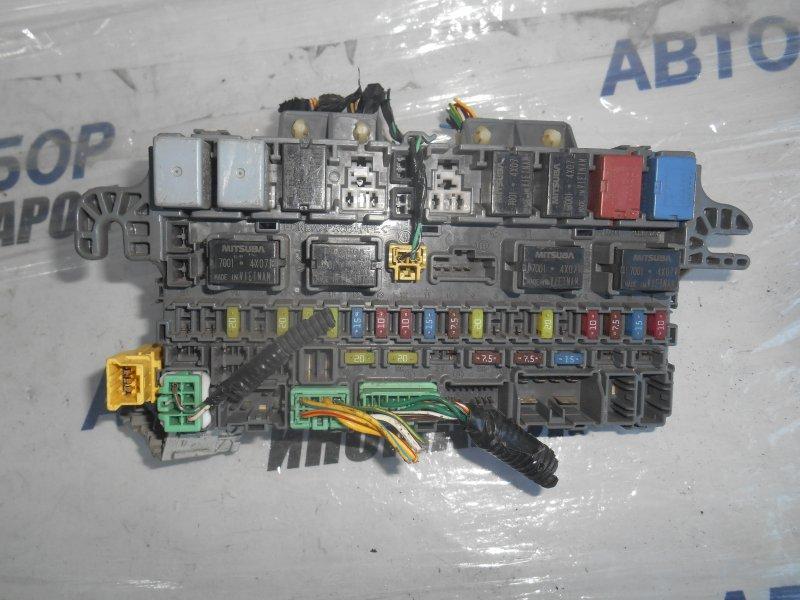 Блок предохранителей, реле Honda Fit Aria GD1 передний (б/у)
