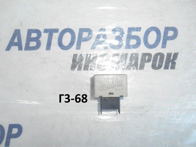 Реле поворотов Toyota Ct200H NCP30 переднее (б/у)