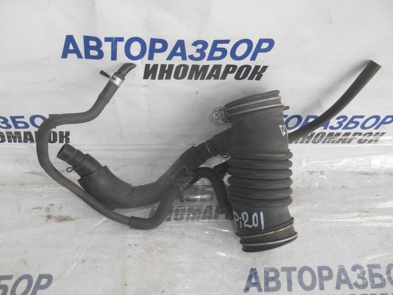 Патрубок воздушного фильтра Toyota Belta NCP130 передний (б/у)