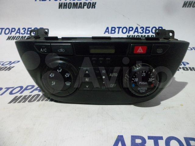 Блок управления климат-контролем Toyota Rav4 ACA20 (б/у)