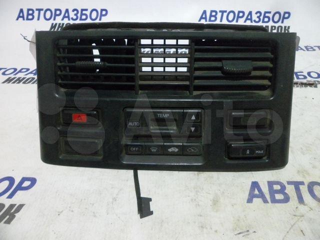 Блок управления климат-контролем Honda Odyssey RA1 передний (б/у)