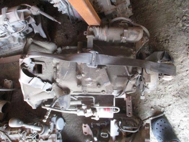 Мкпп Nissan Diesel MK210 FE6