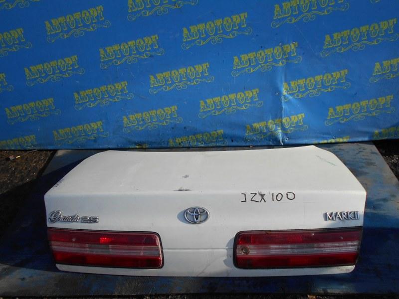 Крышка багажника Toyota Mark Ii JZX100