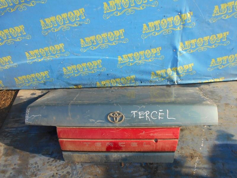 Крышка багажника Toyota Tercel EL41