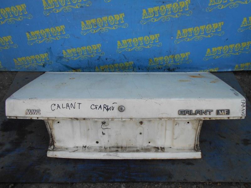 Крышка багажника Mitsubishi Galant E13A