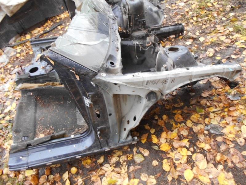 Лонжерон Bmw 3 Series E46 передний правый