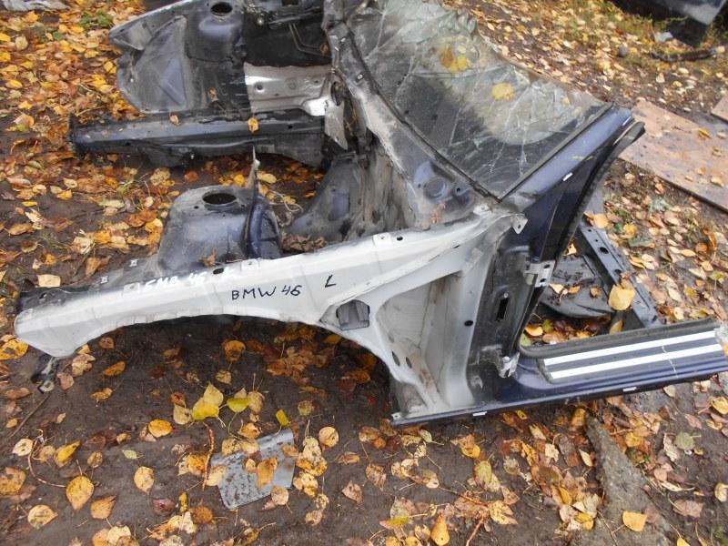 Лонжерон Bmw 3 Series E46 передний левый