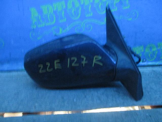 Зеркало Toyota Will ZZE127 1ZZ переднее правое