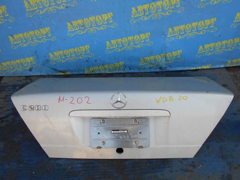 Крышка багажника Mercedes C-Class W202