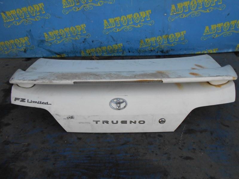 Крышка багажника Toyota Trueno AE111