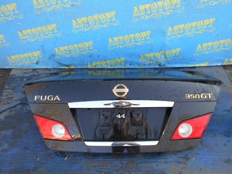 Крышка багажника Nissan Fuga PY50