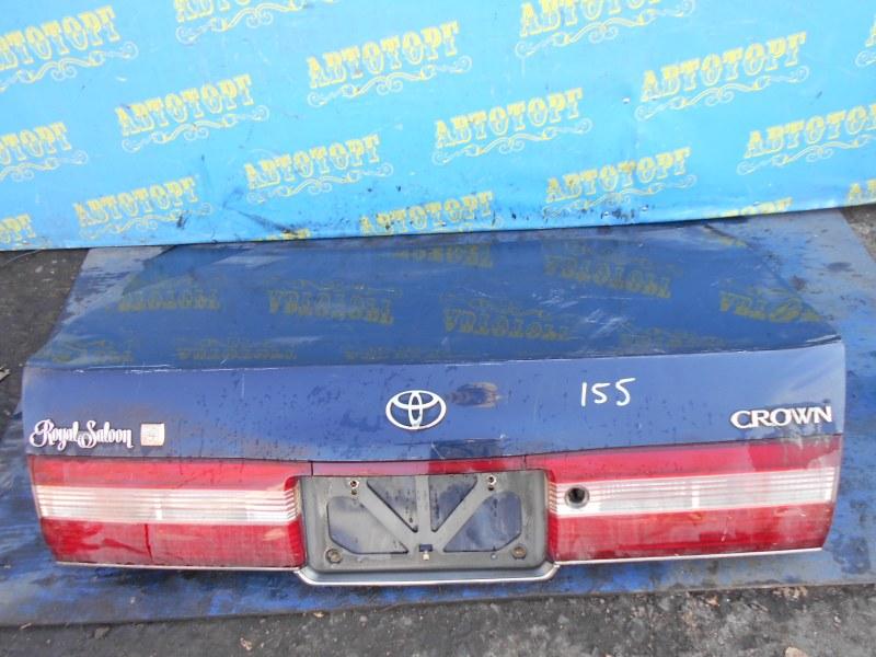 Крышка багажника Toyota Crown JZS155