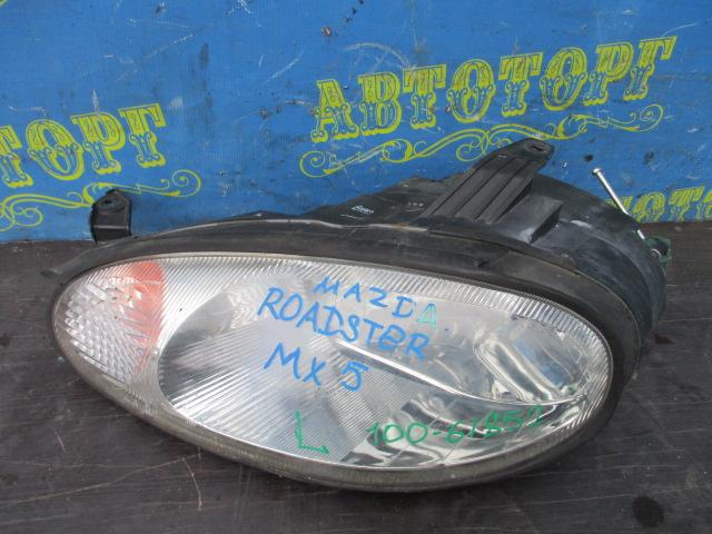 Фара Mazda Roadster NB6C передняя левая
