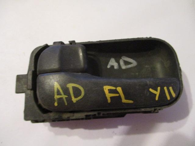 Ручка двери внутренняя Nissan Ad Y11 передняя левая