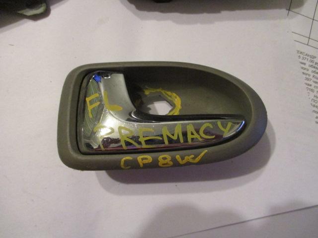 Ручка двери внутренняя Mazda Premacy CP8W передняя левая