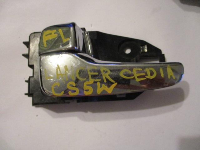 Ручка двери внутренняя Mitsubishi Lancer Cedia CS5W передняя левая