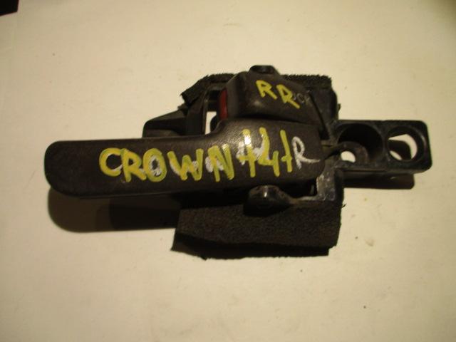 Ручка двери внутренняя Toyota Crown JZS141 задняя правая