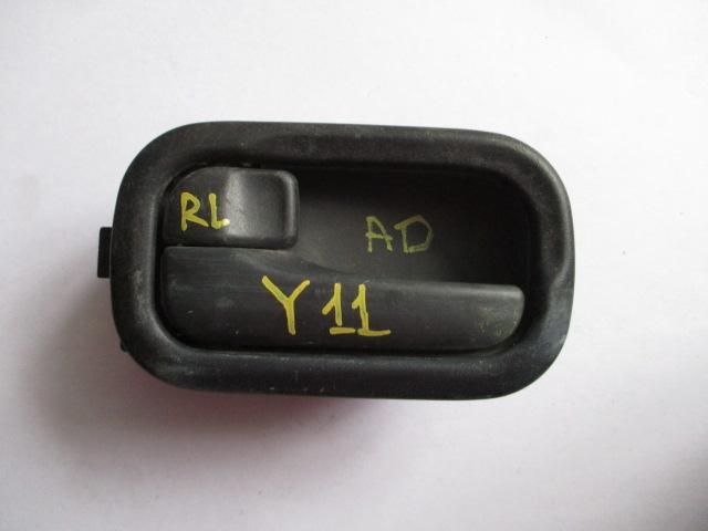 Ручка двери внутренняя Nissan Ad Y11 задняя левая