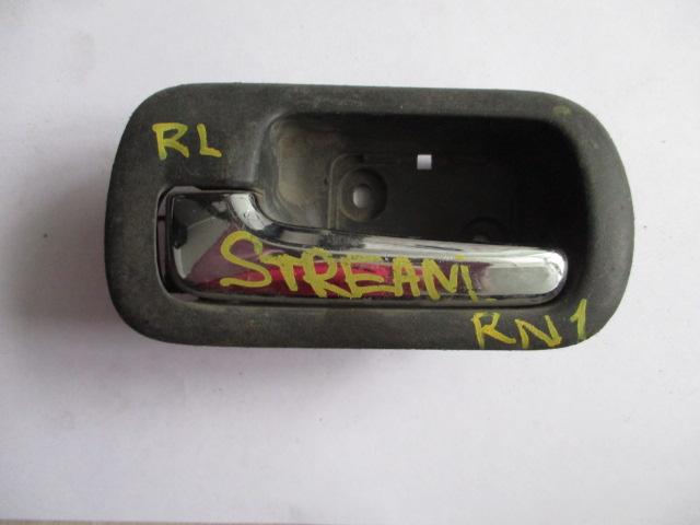 Ручка двери внутренняя Honda Stream RN1 задняя левая