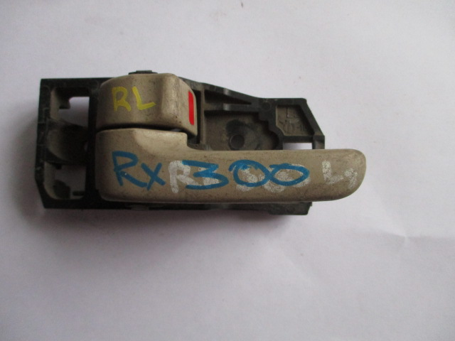 Ручка двери внутренняя Lexus RX300 задняя левая