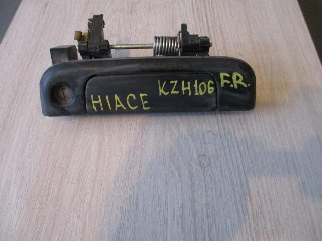 Ручка двери внешняя Toyota Hiace KZH106 передняя правая