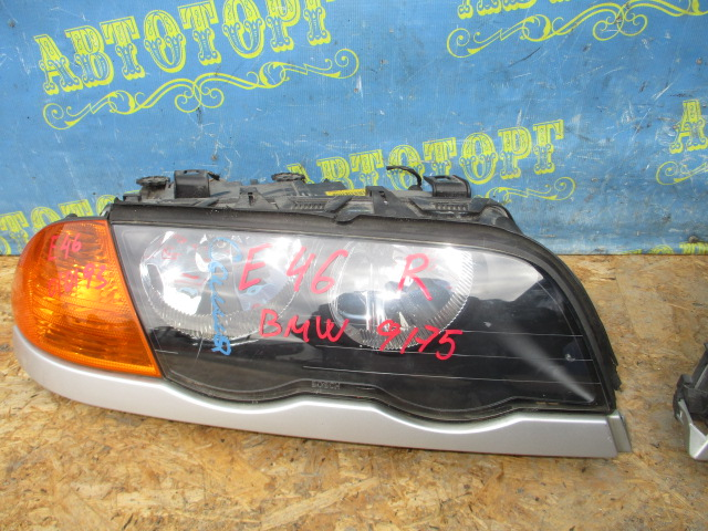 Фара Bmw 3 Series E46 передняя правая