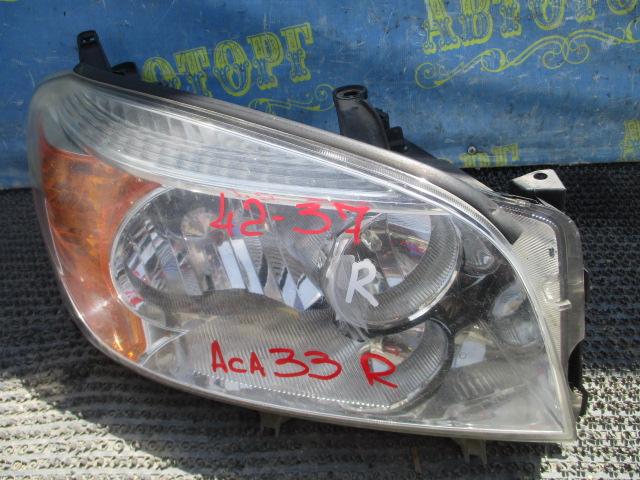 Фара Toyota Rav4 ACA33 2AZ передняя правая