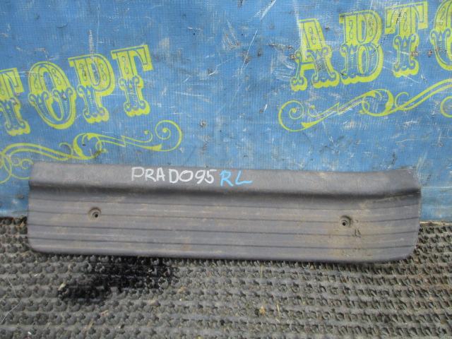 Порожек пластиковый Toyota Land Cruiser Prado KZJ95 1KZ