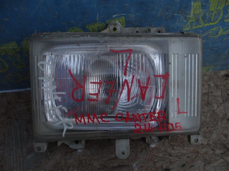 Фара Mitsubishi Canter FE335 4D32 передняя левая