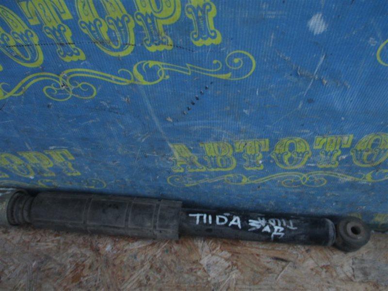 Амортизатор Nissan Tiida C11 HR15 задний