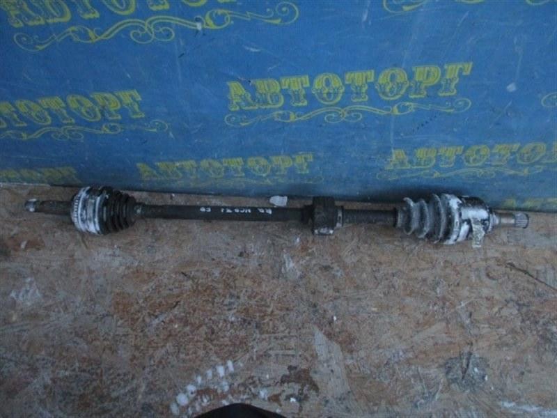 Привод Toyota Bb NCP31 1NZ передний правый