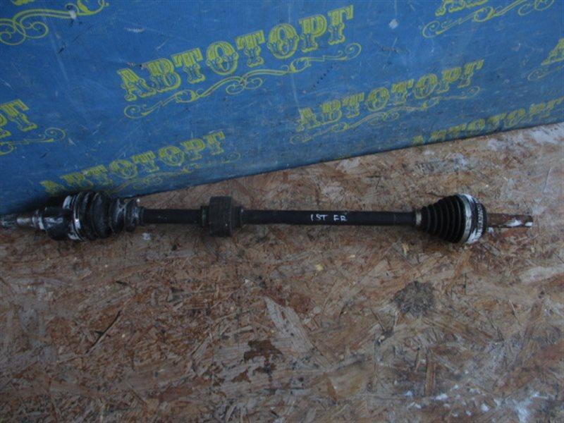 Привод Toyota Ist NCP60 2NZ передний правый