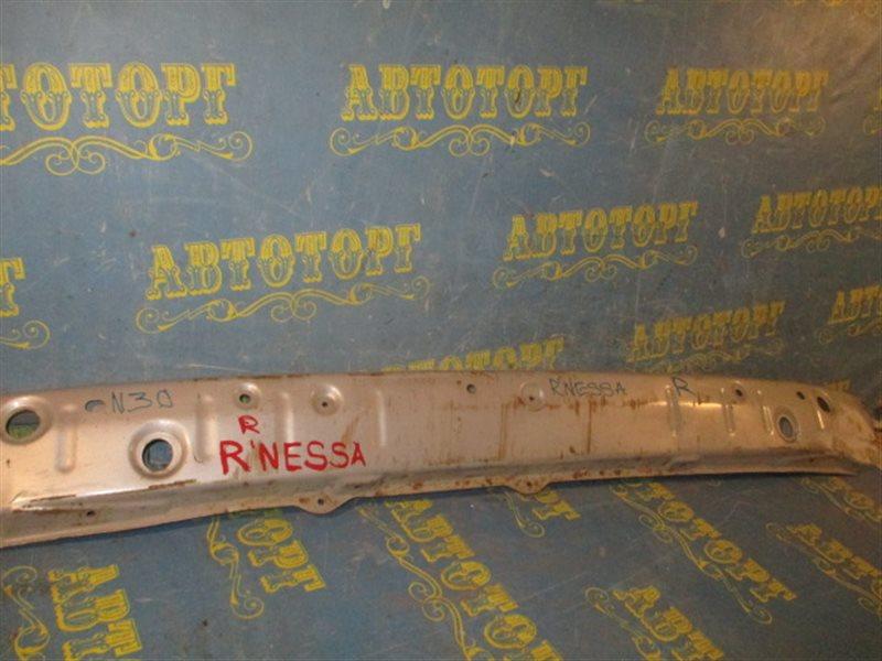 Усиление бампера Nissan Rnessa N30 заднее