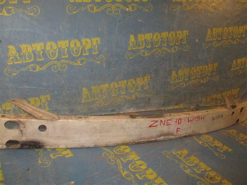 Усиление бампера Toyota Wish ZNE10 1ZZ переднее