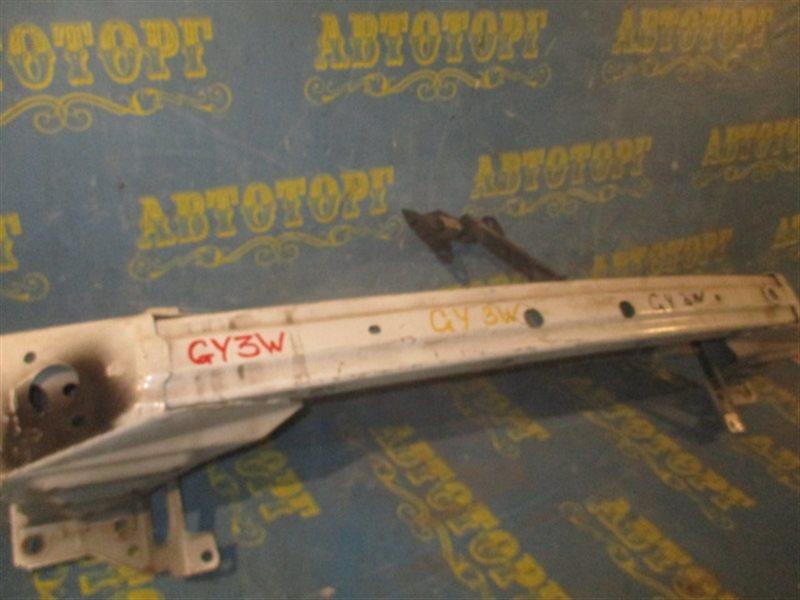 Усиление бампера Mazda Atenza GY3W L3 переднее