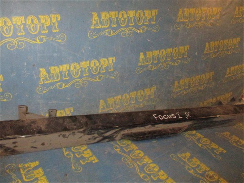 Усиление бампера Ford Focus MK1 заднее