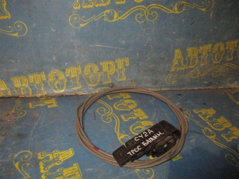 Трос багажника Mitsubishi Lancer X CY2A 4A91 2008
