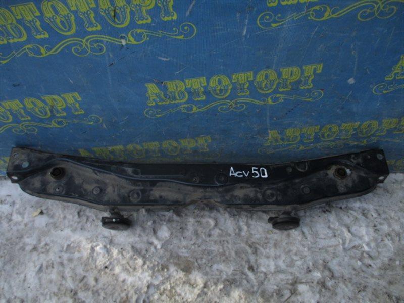 Планка телевизора Toyota Camry ACV51 1AZ 2012 верхняя